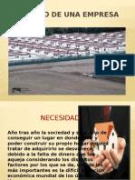 Pro Yec to Deun a Empresa Constructor As