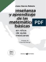 Libro_eseñanza Aprendizaje Matemáticas