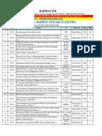 Skripsi Teknik Elektro Tentang PLTS