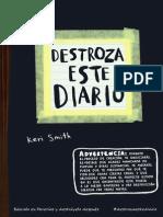 Destroza Este Diario. Keri Smith