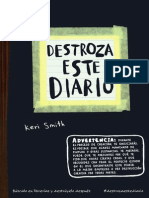 Destroza Este Diario. Keri Smith