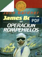 Operacion Rompehielos - John Gardner - 3044