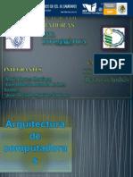 Arquitectura de Computadoras de 32 y 64 Bits