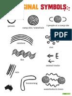 aboriginal symbols