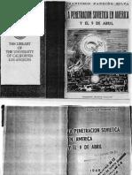 Penetracion Soviética en Colombia