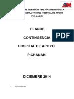 Estudio de Pre Inversión y Mejoramiento de La Capacidad Resolutiva Del Hospital de Apoyo Pichanaki (2)