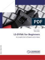 LSDyna for Beginners Cover