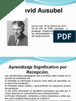 David Ausubel. Ppt