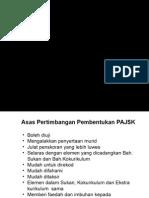 TAKLIMAT PAJSK 2012