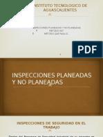 Insp. Planeadas y No Planeadas