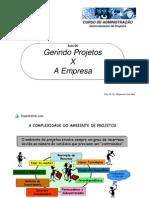 6 - Gerindo projetos