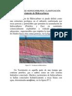 Clacificacion de Yacimientos de Hidrocarburos1