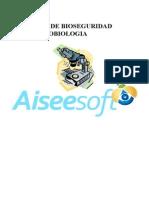 Manual de Bioseguridad Del Laboratorio de Microbiologia