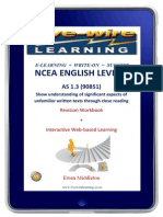 2013-english-ncea-level-1-as-1 3-and-as-2 3-sample-extracts-questions-and-answers