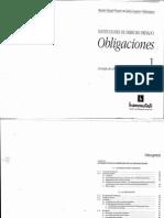 TOMO I OBLIGACIONES Pizarro Vallespinos PDF