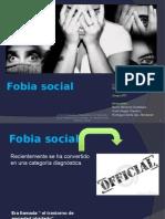 Fobia Social.