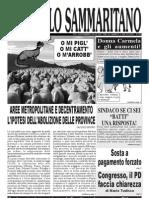 Il popolo sammaritano n.8 del  20/06/2008