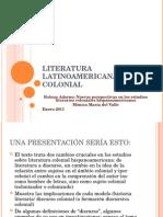 Literatura. Colonial. - Adorno