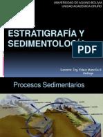 3.Procesos Sedimentarios