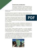 Realidad Social Guatemalteca