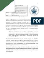 Trabajo Final Sociedades Rurales. Iniciativa de Ley General de Aguas de La CONAGUA.