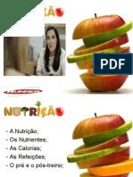 Curso sobre fisiologia básica de nutrição