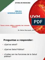 Salud Publica Generalidades