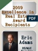 2009 Awards Slideshow
