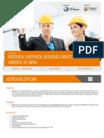 Residencia, Supervision e Impacto Ambiental en Obras