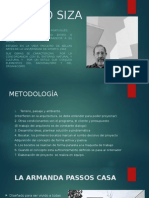 Alvaro Siza Metodologia