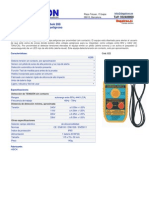 Hibok 288 Detector Personal de Voltaje Peligroso