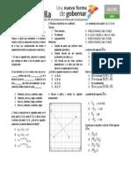 Exam. 1P Matemáticas III