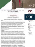 Transiciones y rupturas profesionales a contextos de alta clausura sociocultural | Armenta Beltrán |