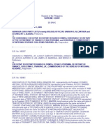 ABAKADA vs Purisima, En Banc G.R. No. 168056 September 1, 2005