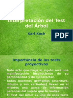 Interpretación Del Test Del Árbol
