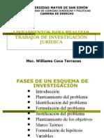 LINEAMIENTOS PARA REALIZAR TRABAJOS DE INVESTIGACIÓN JURÍDICA