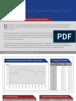 Hedge Bay Index December 2009