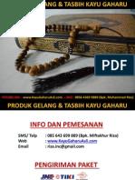 Manfaat Gelang Kayu Gaharu, HP 085643699889