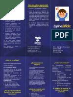 TALLER ESPINA BÍFIDA. NEUROLOGÍA PEDIÁTRICA