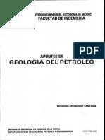 Apuntes de Geologia Del Petroleo