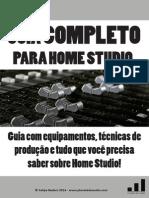 Iniciação de Um Home Studio