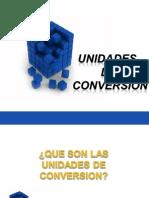 Unidades de Conversion 3