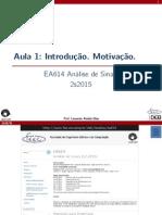 EA614 Aula1 Intro