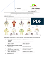 Evaluacion Final de Biologia Humana 2015
