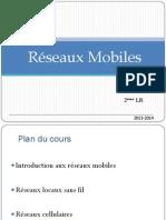 réseaux mobiles2015