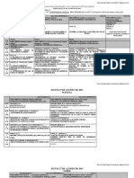 Jornadas Disciplinares 2015 Grilla de Horarios