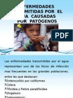 Presentacion Salud Ambiental Contaminacion Del Agua