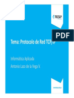 Protocolo de red TCP-IP