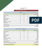 Presupuesto Licencia de Obra Oct 24 2014