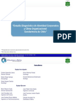 Diagnostico de Identidad Corporativa de una empresa